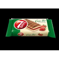 7DAYS CAKE BARSTRAWBERRY 25G