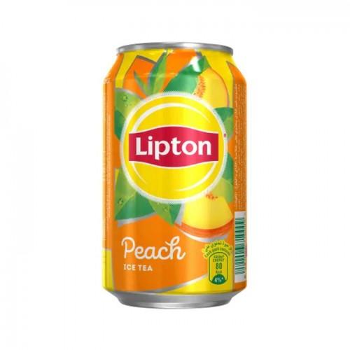 LIPTON PEACH ICE TEA330ML