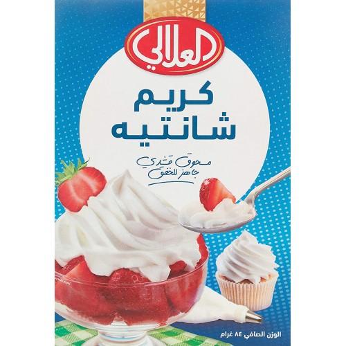 Cream Delight 84g