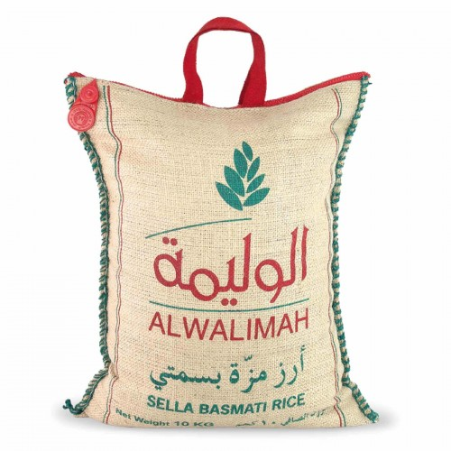 Al-waleemah basmati rice 10 kg