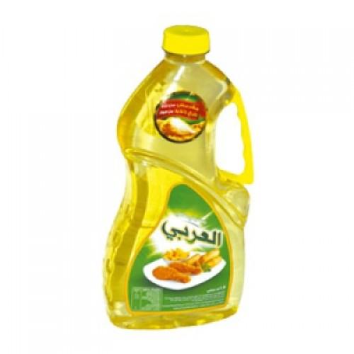 AL ARABI PURE VEGETABLE OIL 1.5 LT