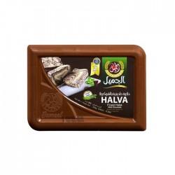 Halva with chocolate GM