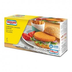 AMERICANA  BEEF  BURGER SPICES 448G