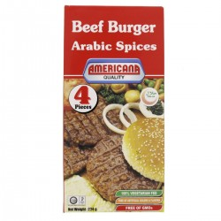 AMERICANA  BEEF  BURGER SPICES 224G