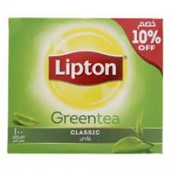 GREEN TEA CLASSIC 100 BAGS. 150g