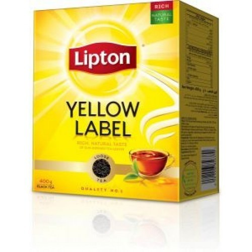LIPTON LOOSE TEA 400G