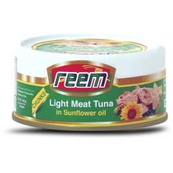 ريم لحم تونا خفيف ,قطع ,185 غرام