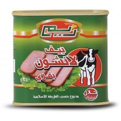ريم صندوق لانشون لحم ,340 غرام