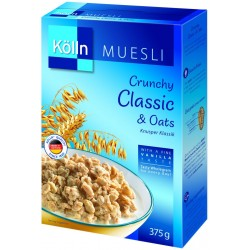 Mosley Colin Classic Crunchy Oat Flakes (375g)