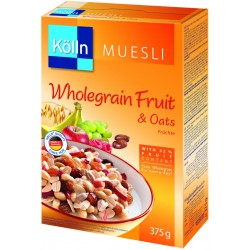 Mosley Colin Oatmeal flakes with fruit