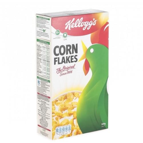 صندوق حبوب الفطور من كيلوغز - 500 غم