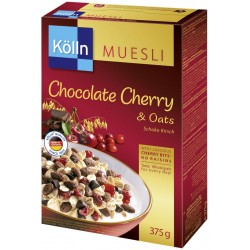 Mosley Colin Oatmeal flakes with chocolate and cherry (375 g