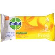 Antibacterial Dettol Wipes (10 Wipes