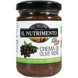 Olive puree, a first Italian free gluten meal from Probeius, 130 g