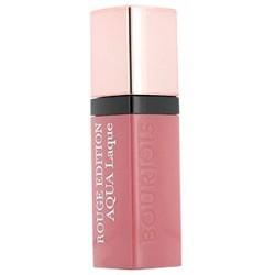 Bourjois Rouge Edition Aqua Laque Lipstick - 02 Rose On The Rocks, 0.27 Oz