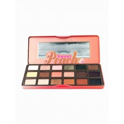 18 Colour Frost Eye Shadow Palette, 18F