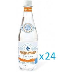 اكوا بانا مياه معدنية طبيعية ، 500 مل ، 24 قطعة