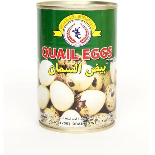 بيض السمان - حبوب كاملة