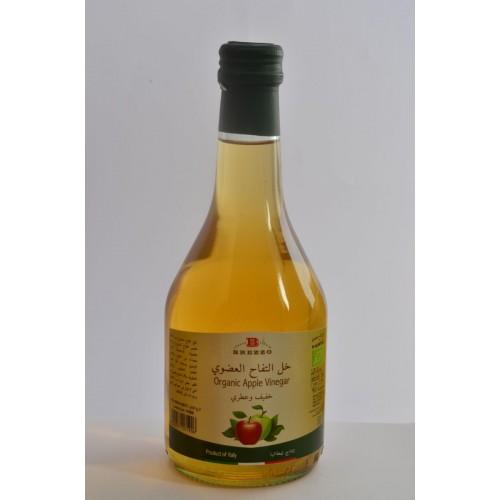 بريزو خل التفاح العضوي ، (500 مل)