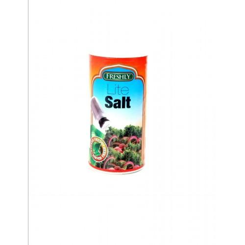 Sodium Light Food Salt 40% Freshly 16oz