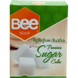 النحلة مكعبات سكر فاخرة - 500 غ