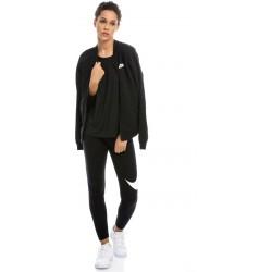 Nike - NK831540-010 Women's Sports Blouse - Black