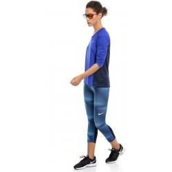 Nike - NK831540-432 Women's Sports Blouse - Blue