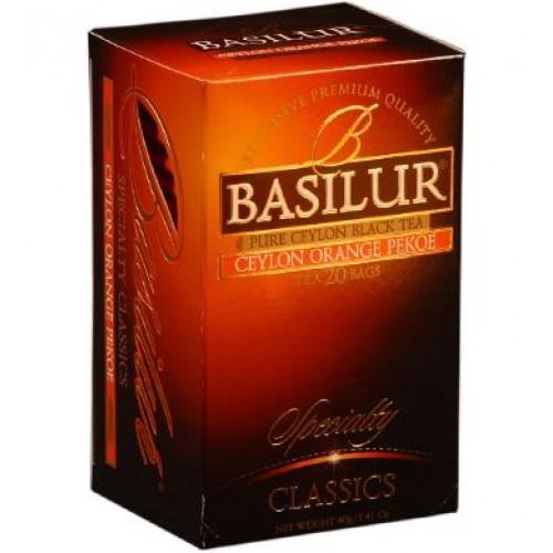 باسيلور شاي اسود ، الفطور الانجليزي - 20 كيس ، 70184