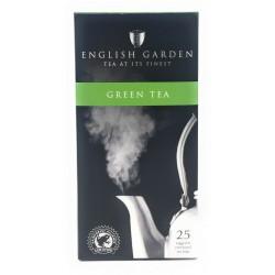 انجليش جاردين - شاي اخضر - 25 كيس