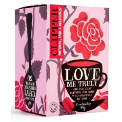 LOVE ME TRULY, CHAI INFUSION 20 BAGS