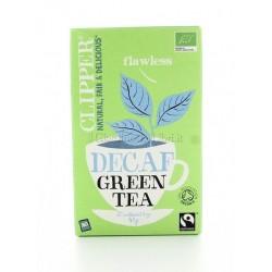 كليبر شاي اخضر عضوي معتمد بدون كفايين 20 كيس , 40 جرام