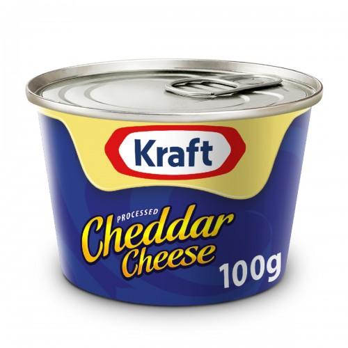 KRAFT CHEDDAR 100 G