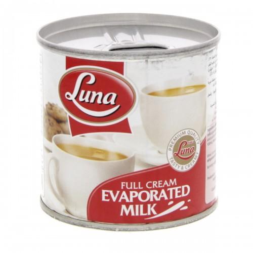 LUNA EVAPORATED MILK 170g