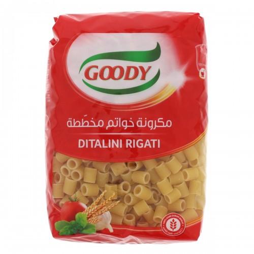 GOODY DITALINI RIGATE 500g