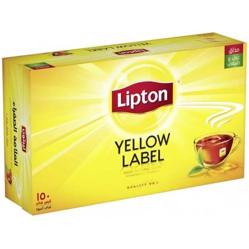 LIPTON TEA  100 BAGS . 200g