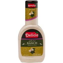 Delicio Ranch Dressing, 267 ml