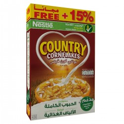 Country corn flakes 430 g