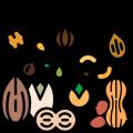 البقول والحبوب والبذور والجوز