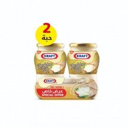 Kraft original cheddar cheese spread 870 G
