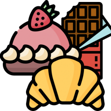 Bakery, pastry and chocolate