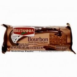 BRITANIA BOURBON 100G